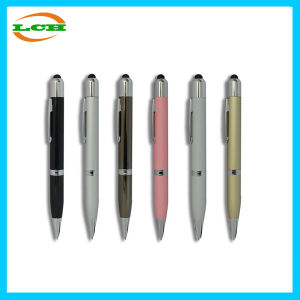 Creative Ultra Thin Universal Power Bank Ballpoint Pen pictures & photos