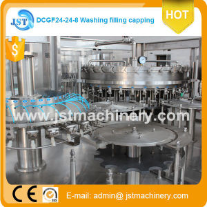 Automatic 3 in 1 Carbonated Drink Filling Machinery pictures & photos