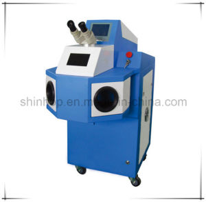 Jewelry Laser Welder for Gold and Silver Repairing pictures & photos