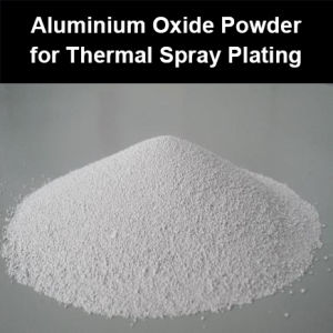Aluminum Oxide Metal Alloy Powder for Plasma Spray Thermal Spraying Coating Plating Material pictures & photos