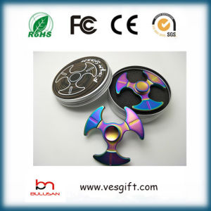 Ball Bearing Spinner Fidget with High Speed Hand Spinner Toy pictures & photos
