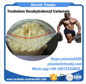 Anabolic Steroid Trenbolone Hexahydrobenzyl Carbonate Parabolan CAS23454-33-3 for Fast Gain Muscle pictures & photos