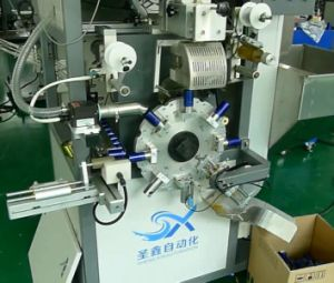 Automatic Hot Foil Stamping Machine Top Printing for Liquor Products pictures & photos