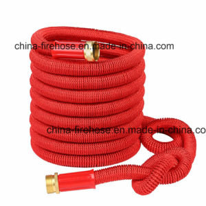 2017 Newest High Quality Brass Fitting Expandable Fabric Garden Hose pictures & photos