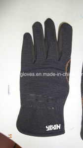 Working Glove-Safety Glove-Industrial Glove-Construction Glove-Labor Glove-Protected Glove pictures & photos
