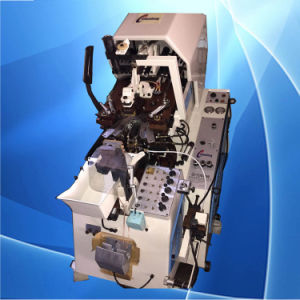 Renew Chen Feng Hydraulic Toe Lasting Shoe Making Machine pictures & photos