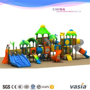 Professional Kids Plastic Playground Slide pictures & photos