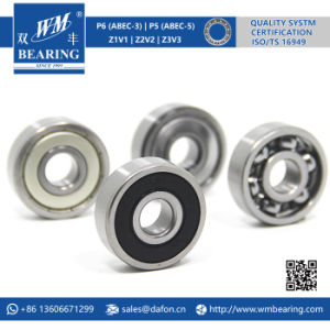 6301 2RS Low Friction Sealed Deep Groove Ball Bearing pictures & photos