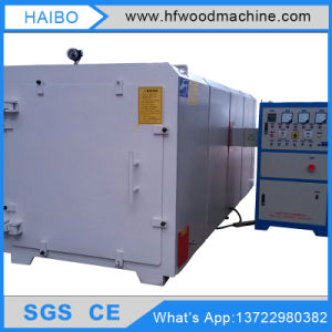 PLC Control System Wood Dryer Machinery