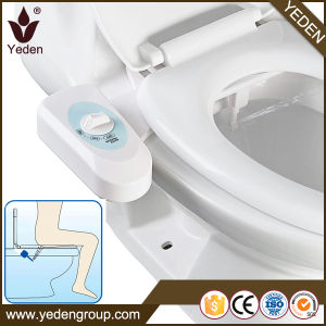 Hot Selling Non-Electric Bidet Attach to Toilet Seat, Manual Bidet