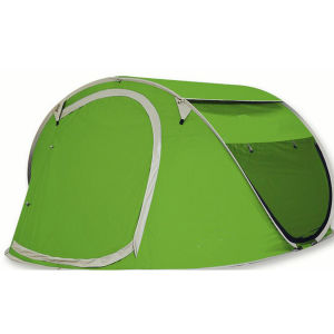 Outdoor 3 People Automatic Camping Tent Double Camping Boat Tent pictures & photos