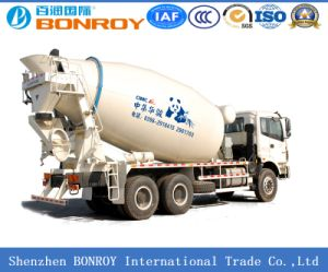 3axle Concrete Mixer Truck pictures & photos