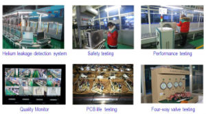 Air Cooled Scroll Water Chiller with Heat Pump pictures & photos