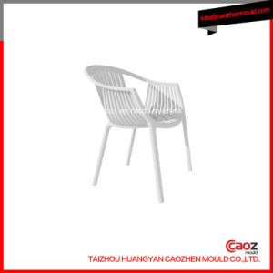 Elegant Plastic Armless Chair Mould with High Quality pictures & photos