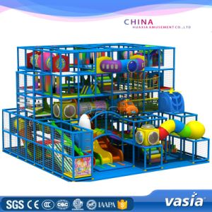 Big Discount Children Indoor Naughty Castle Indoor Kids Playground pictures & photos