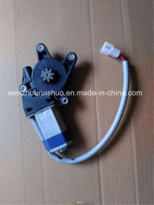 8 Teeth and 4 Holes Window Lift Motor for Mabuchi pictures & photos