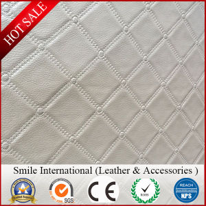 Car Seat Cover Leather High Quality Classic Design and Hot PVC Leather Factory Wholesales pictures & photos