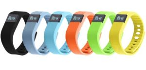 Bluetooth Smart Bracelet Sedentary Reminder Anti-Lost Finding Tw64 pictures & photos