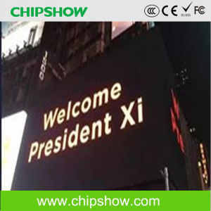 Chipshow P16 Outdoor Full Color LED Display Screen pictures & photos