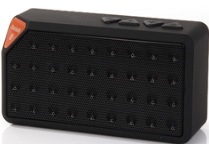 The Bluetooth Speaker with Black Box TF Card Music Play
