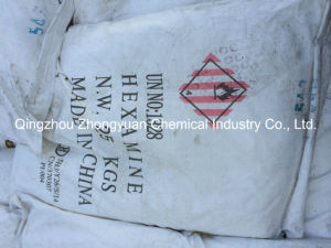 Hexamine 99%, Methenamine Powder, Used for Medicinal, Internal and Meet Acid Urine After Decomposition of Formaldehyde and Sterilization Effect, pictures & photos