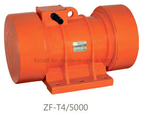 External Vibrator Motor (06 Size,Cast Iron,Adjustable Centrifugal Force,CE by TUV)