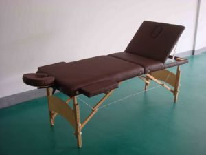 PU Reiki Portable Massage Table (MT-009A) pictures & photos