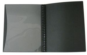 A4 Display Book/ Clear Book/Spiral Book (B3601) pictures & photos