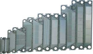 Plates for V4 Vicarb Gasket Plate Heat Exchanger
