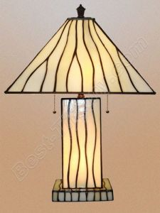 Tiffany Table Lamp With Lighting Glass Base (TLS120-17) pictures & photos