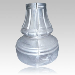 Sand Casting of Lamp Post Base