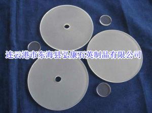 Clear Quartz Plate with Holes Transparent UV Quartz Glass Plate, Clear Quartz Plate Glass, Thin Quartz Glass Plate pictures & photos