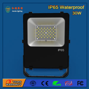 Aluminum SMD 30W LED Flood Light for Workshop pictures & photos