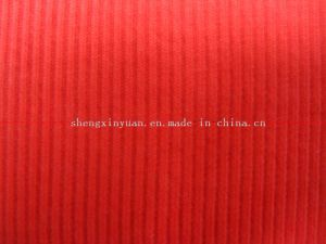 Red Knitted Fabrics for Cuff