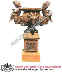 Cast iron Flower pot, Garden Vase (SK-6055) pictures & photos
