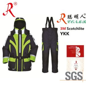 Winter Sea Fishing Flotation Jacket (QF-927A) pictures & photos