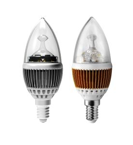 4W E27 Lamp LED Candle Light (PK-G40-4)