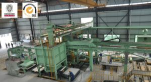 Vacuum Process Foundry Molding Machine Line with BV, SGS and ISO pictures & photos
