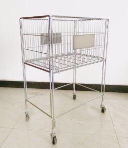 Shopping Basket, Supermaket Basket, Handle Skep pictures & photos