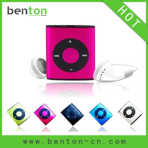 2GB Cubic MP3 Player Nine Different Colours (BT-P012)