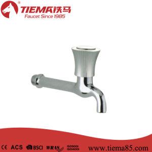 Brass Faucet Wall Bibcock Outdoor Tap (ZS0531-17)