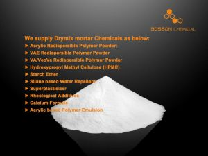 China Super Starch Ether Celose From Bosson