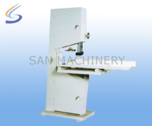 Toilet Tissue Manual Log Cutter Paper Hand Towel Band Saw pictures & photos