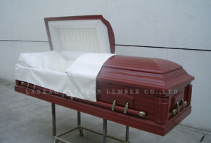 American-Style Wooden Coffin & Casket (Gwf01-06) pictures & photos