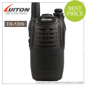 New Luiton Th-520s Small Handheld UHF VHF Two Way Radio pictures & photos