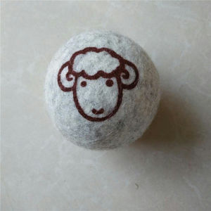 Eco Friendly Pure Wool Laundry Dryer Ball pictures & photos