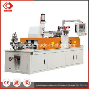 Automatic PLC Coiling and Wrapping Cable Packing Machine pictures & photos