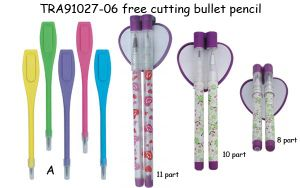 Free Cutting Bullet Crayon (TRA91027-07)