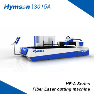 Fiber Laser Cutting Machine for 1-12mm Carbon Steel (3015A) pictures & photos