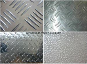 Aluminum/Aluminium Embossed Sheet for Truck pictures & photos